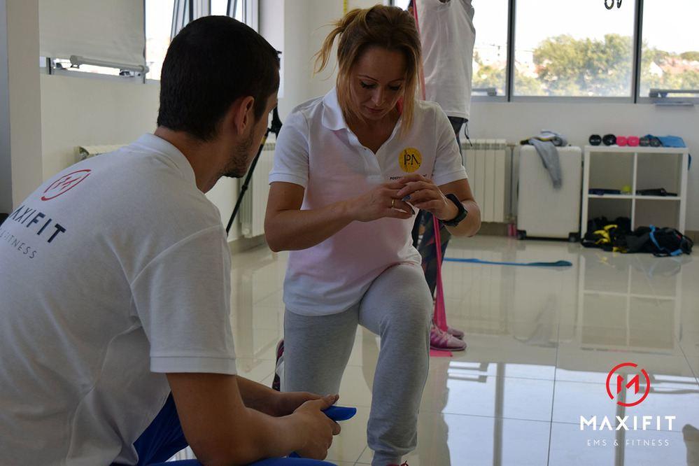 Vintiloiu Tiberiu EMS Electro-Muscle Stimulation XBody Trening Beograd Srbija